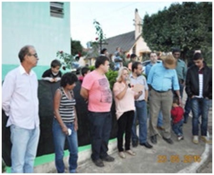 Santa Filomena recebe várias melhorias