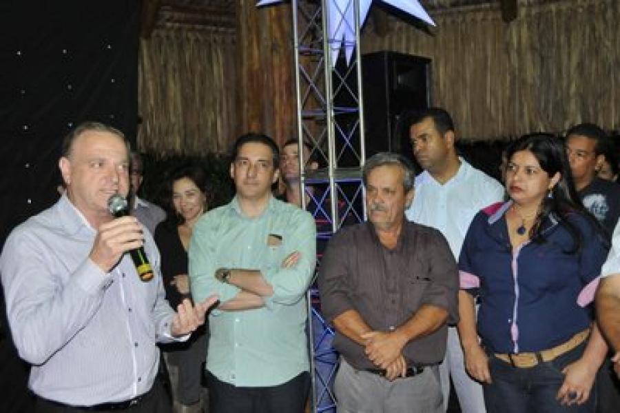 Deputado João Magalhães recebe lideranças, prefeitos e vereadores